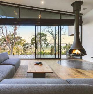 Villa nell'Australia Bush