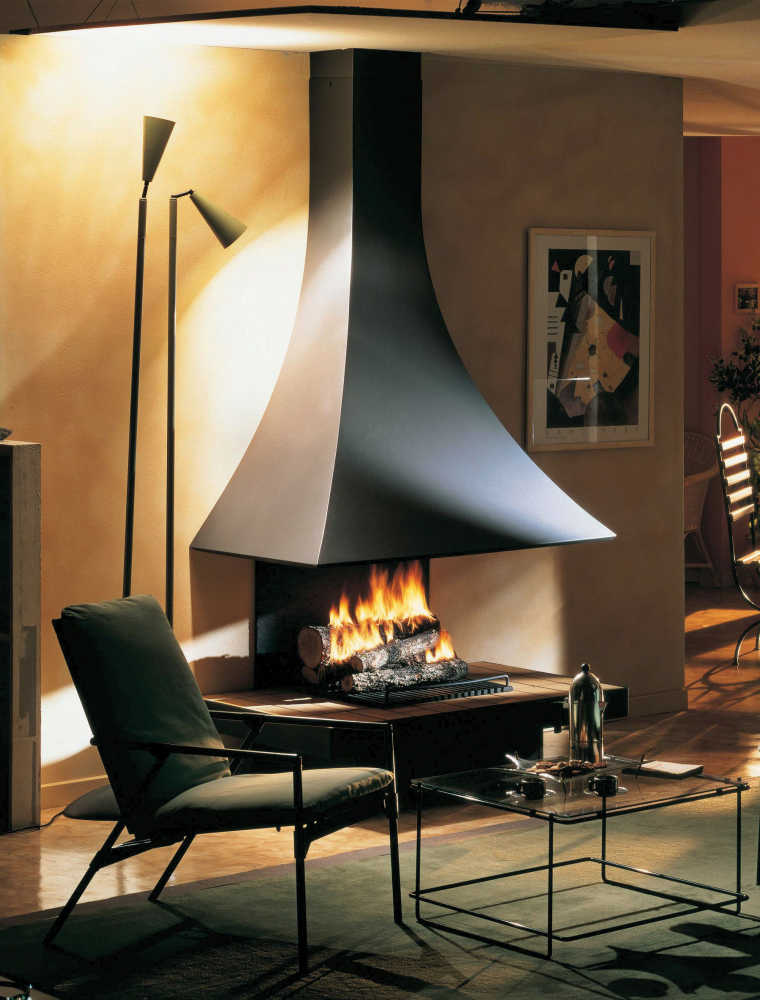 design fireplaces JC Bordelet JULIETTA 985