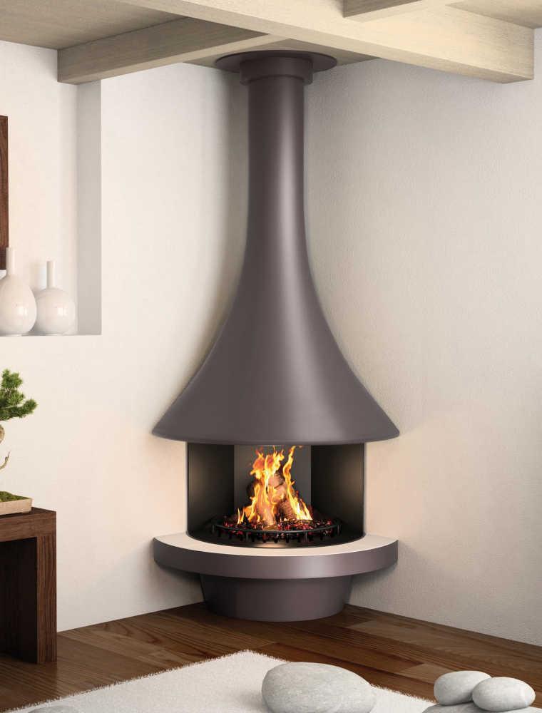 design fireplaces JC Bordelet EVA 992