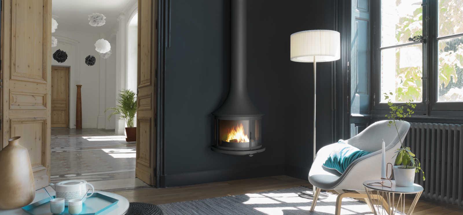 Cheminées Design JC Bordelet LEA 998